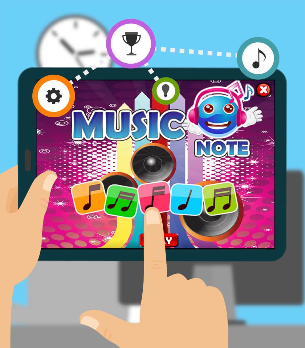 รับทำสื่อ E-Learning, รับทำ Game เพื่อการศึกษา
